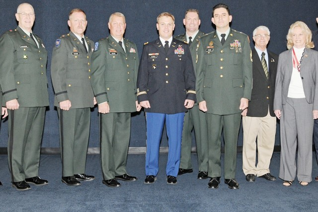 Fort Rucker community honors retirees at ceremony