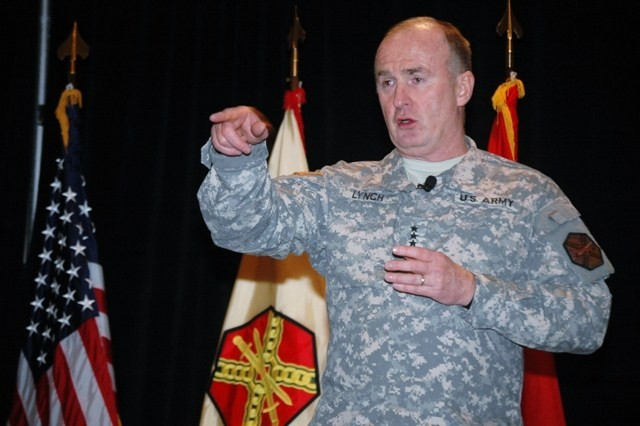 IMCOM commander considers role a 'profession and a passion'