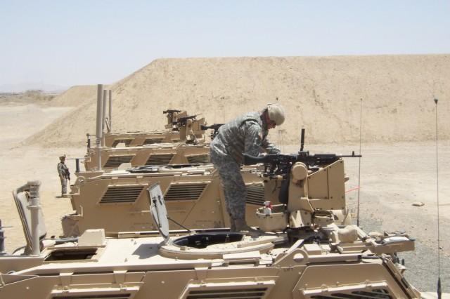 CROWS in Afghanistan