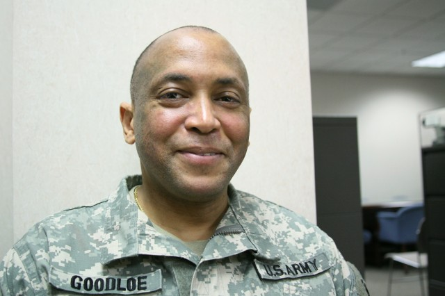 Chief Warrant Officer Two Edward Julius Goodloe Jr., Community Based Warrior in Transition Unit-Alabama, is an Alabama native and has been in the Army since 1994. Goodloe is currently working in G4, U.S. Army Space and Missile Defense Command/Army Forces Strategic Command in Huntsville, Ala.