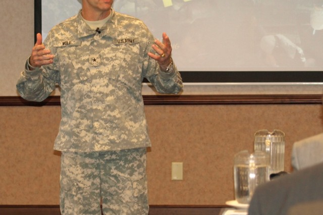 Army Senior Safety Symposium