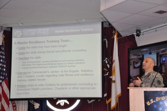 Briefing on CSF-MRT
