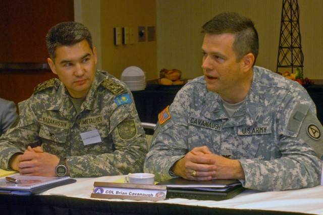 Third Army hosts planning conference for 2010 Land Forces Symposium