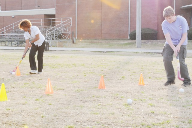 Fort Rucker CYSS GameDay experience entertains, educates