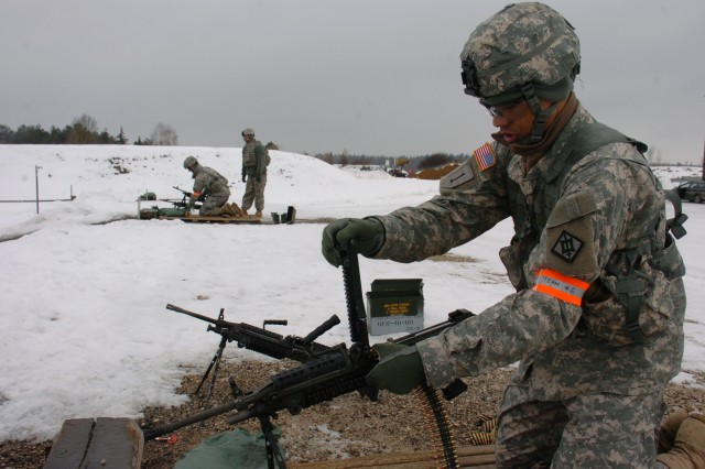 18th Engineers compete in best sapper competition