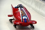 Army bobsledder finishes sixth in Olympic women's bobsled event