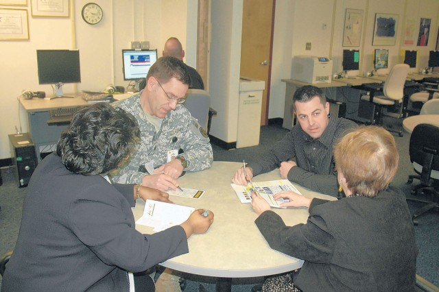 ACAP assists Soldiers in planning their futures