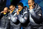 Former Soldier drives USA 1 to Olympic gold in four-man bobsled