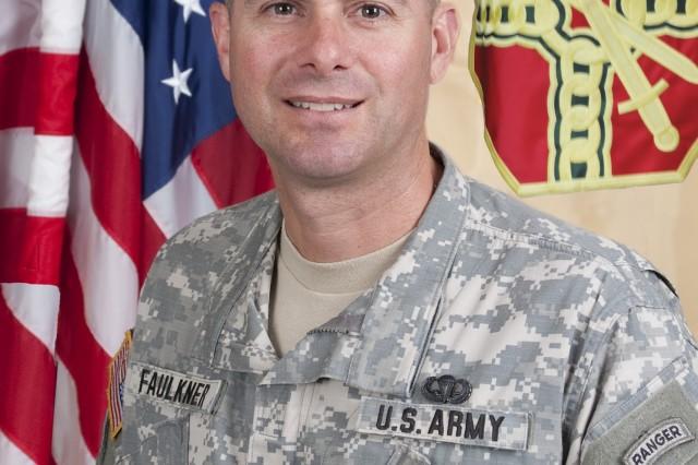 COL Timothy Faulkner, Garrison Commander, Fort Huachuca