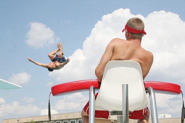 Get a job -- summer season provides aquatic jobs at Fort Rucker