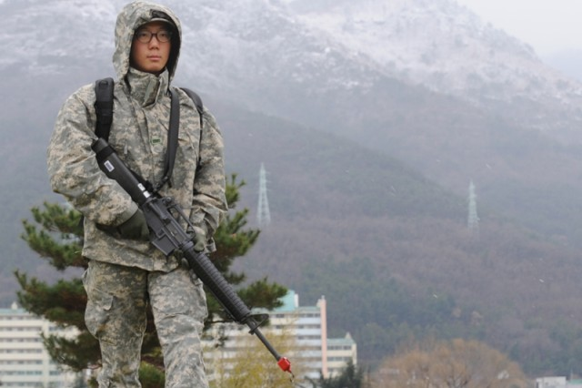 Eighth Army participates in Key Resolve/Foal Eagle