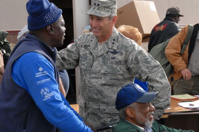 Ranks of homeless veterans drop 18 percent