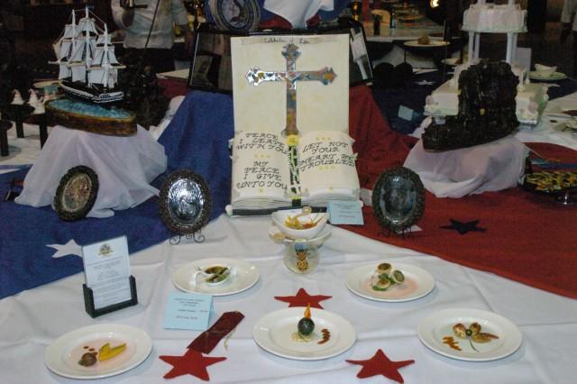 Hood culinary team honors the fallen