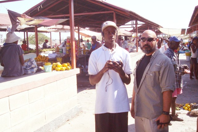 Open-Air Market, Haiti