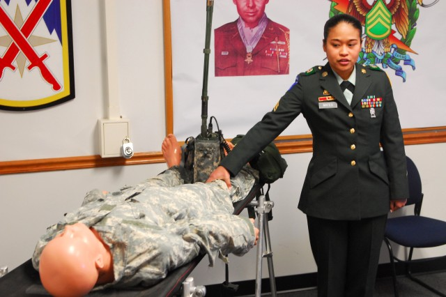 10th Sustainment Soldiers take first step for great honor