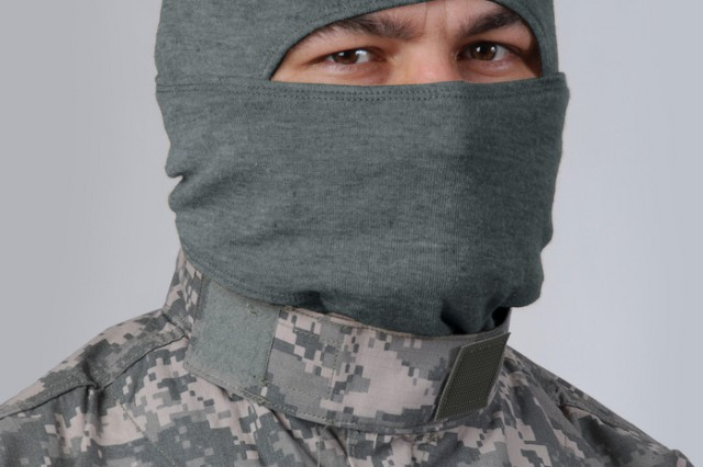 The new Lightweight Protective Hood (LPH) can save Soldiers from severe, disfiguring, even life-threatening burns to the face, ears, and neck.  With reduced bulk and heat retention, the LPH has proven its usefulness in combat operations since it was first fielded in 2009.