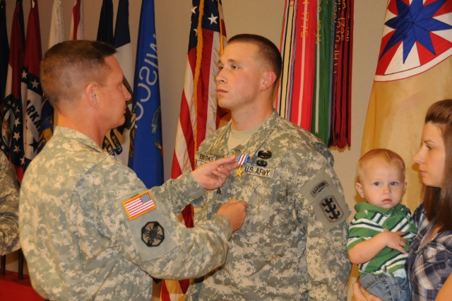 Engineer Soldier Awarded Silver Star