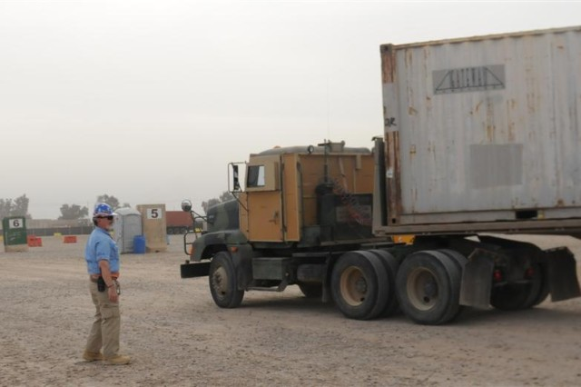 Providers support movement-control operations in Diyala Province