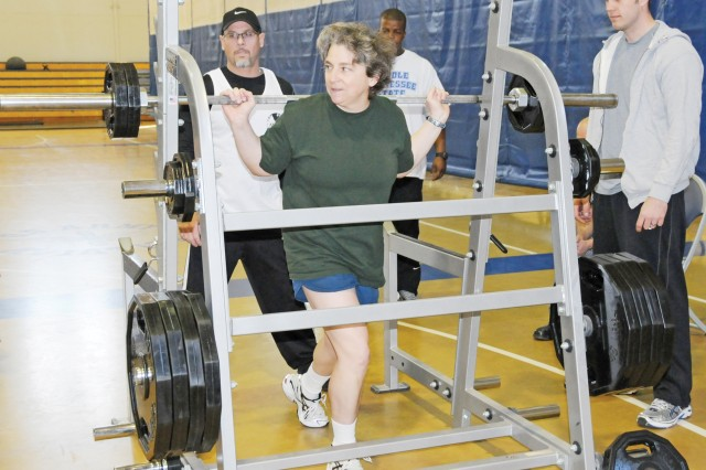 Powerlifters garner medals at Fort Rucker competition