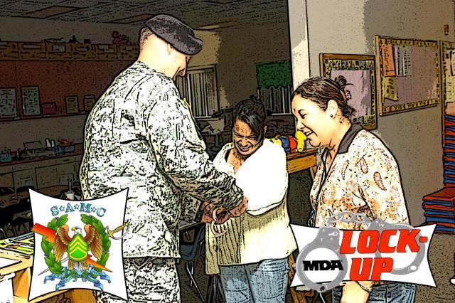 Photo illustration by Spc. Jesus J. Aranda, 25th Infantry Division Public Affairs Office