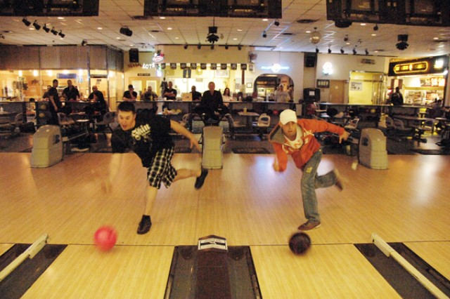 Ironman Bowling rolls in Casey Lanes