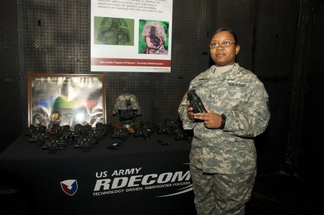NCO finds night vision enlightening