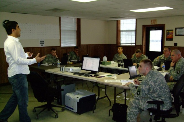 New language-training detachments preparing Soldiers for Afghanistan