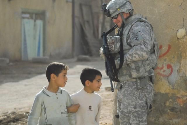 Looking ahead in Iraq