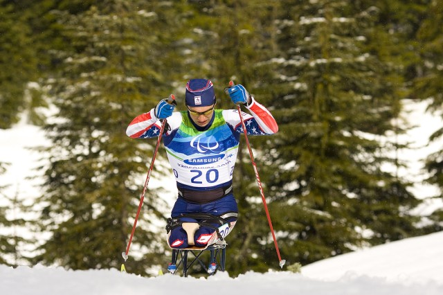 Soule misses second Paralympic medal