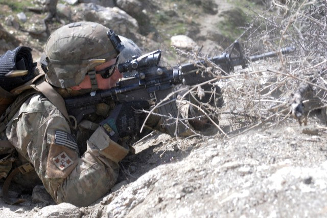 2nd Bn., 12th Inf. Regt. making large strides in Kunar