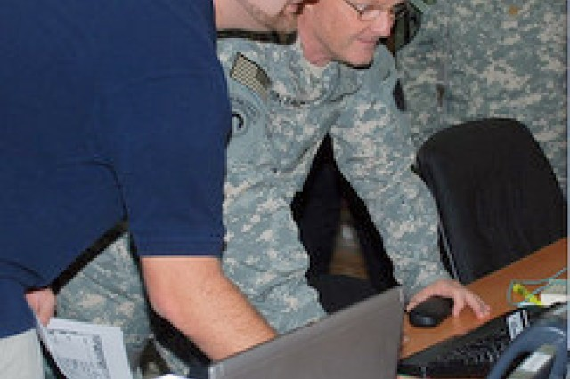 Databases help move equipment out of Iraq