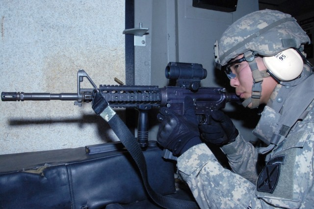 Infantryman earns Soldier of the Year title