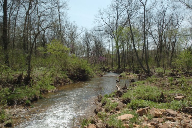 The creeks, woods and hills of Chris Neal Farm provide a peaceful, picturesque backdrop for the hunting, fishing and camaraderie among combat veterans.
