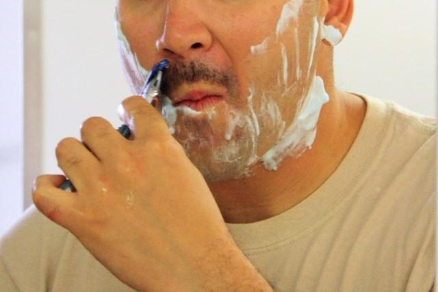 Shaving to standard