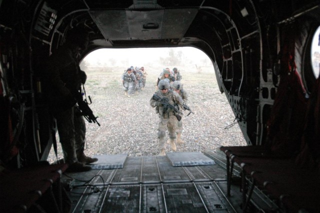 Operation 'Bright Eagle' sheds light on enemy safe havens, showcases ISF capabilities