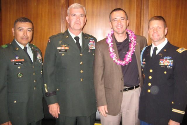 Honoring a Hawaiian 'Bronco' Hero