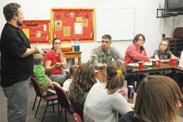 'Jonah moment' spurs new Fort Rucker youth pastor's journey