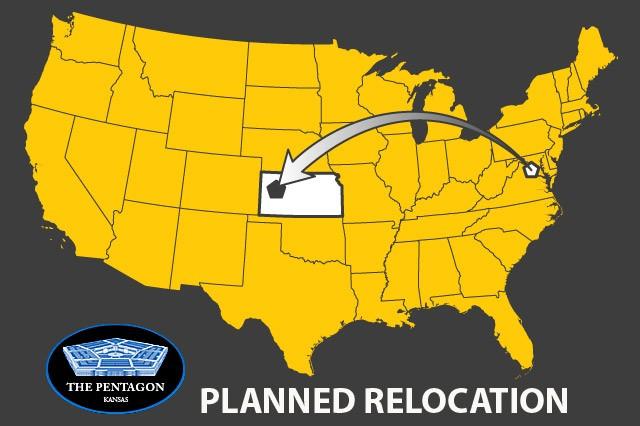Pentagon moving to Kansas