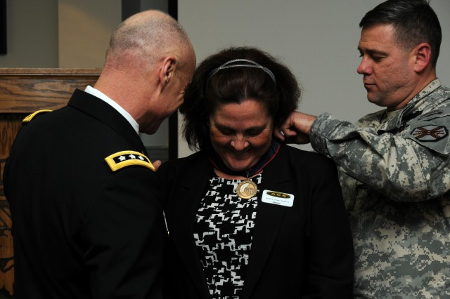 Fort Bragg Army Community Service team achieves 'near perfection'
