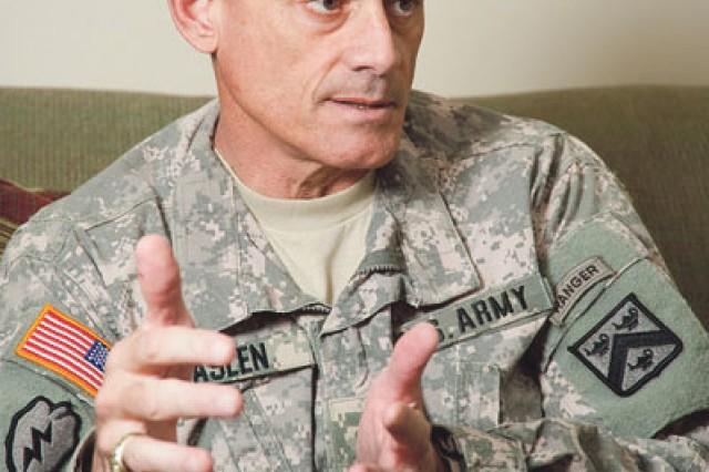 LTG Robert Caslen Jr.
