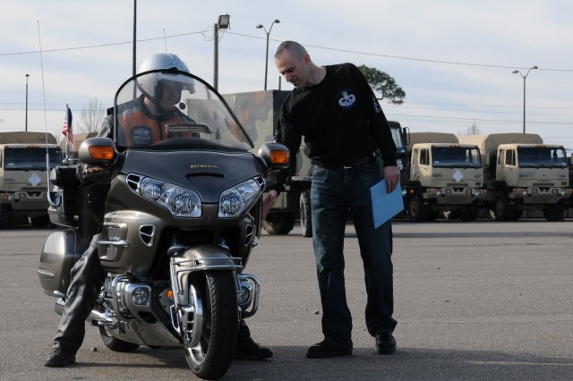 Fort Bragg riders get 'back to basics'