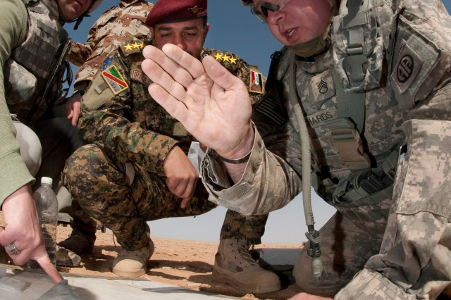 Joint Readiness Training Center to Iraq: 82nd advises, assists