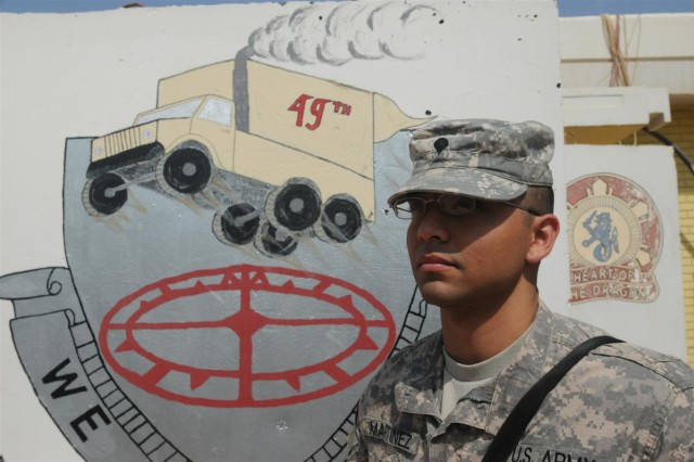 49th Transportation Battalion celebrates with replacement unit