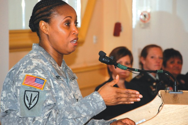 Forum teaches women to seize opportunities