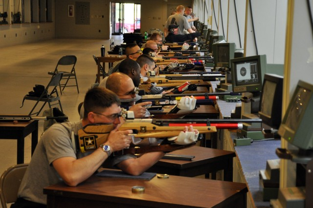 Wounded Soldiers aim for Warrior Games