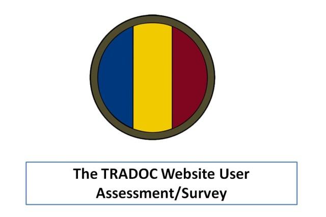 Web Assessment Tradoc