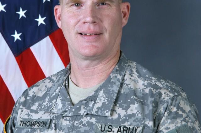 Col. Scott Thompson