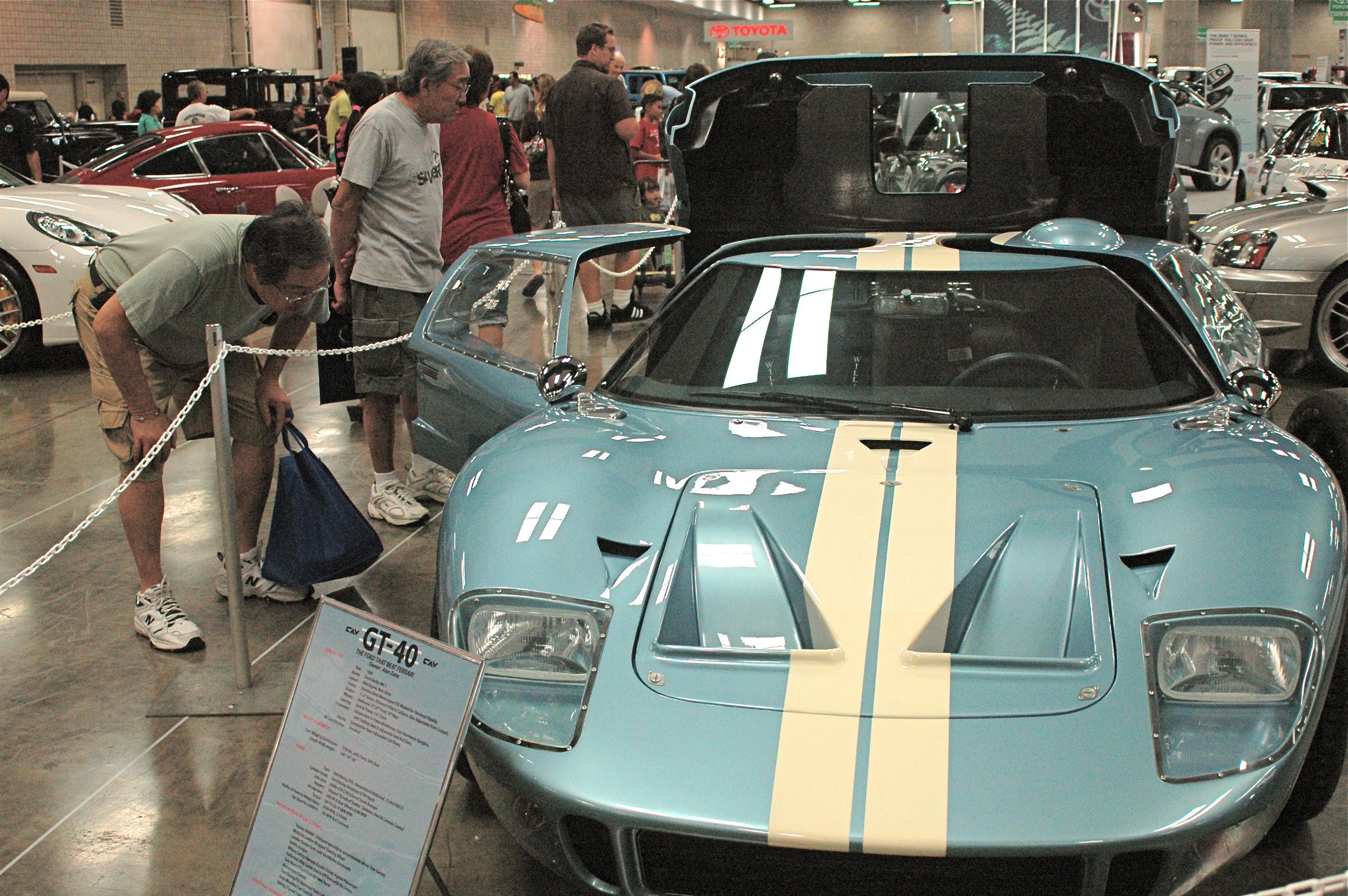 Honolulu Auto Show Cool Classic Cars Awe Spectators Article - Car show hawaii