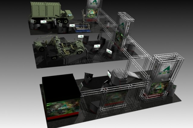Army to showcase innovation at technology show