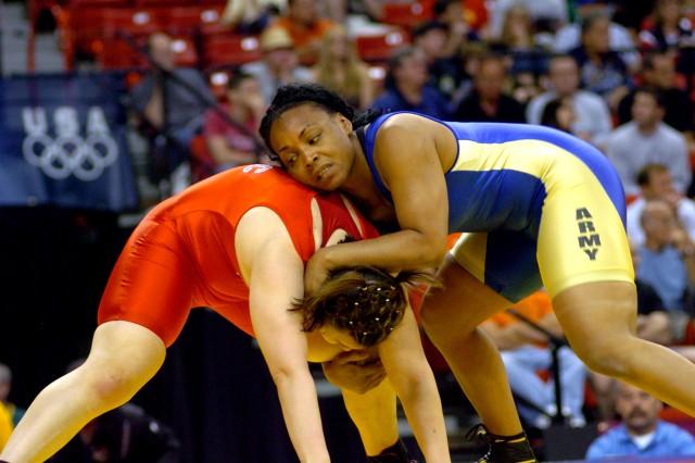World Class Athlete Program wrestling